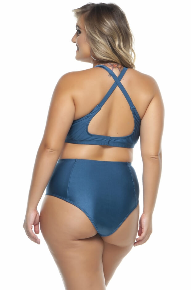 Hot Pant Plus Size Galáxia