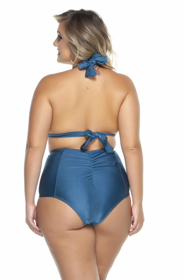 Hot Pant Plus Size Levanta Bumbum Galáxia